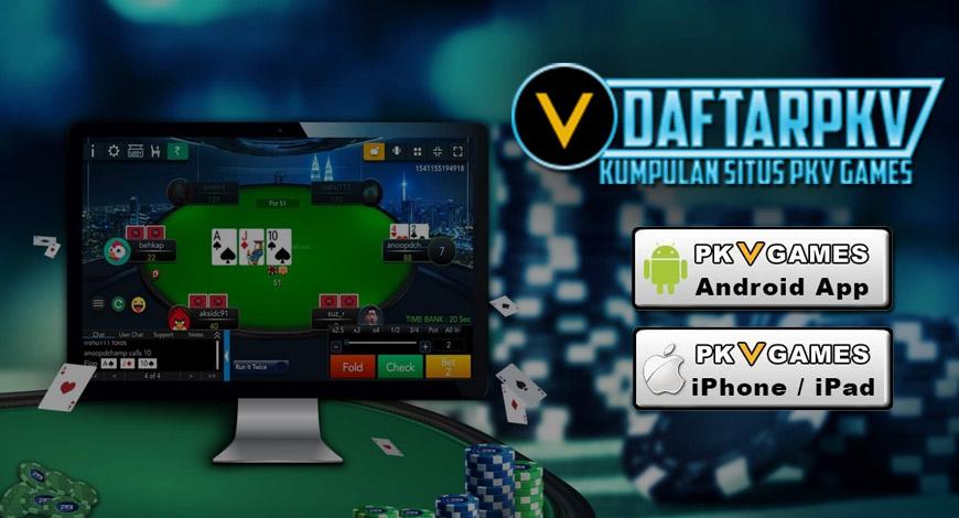 Cara Download Pkv Games