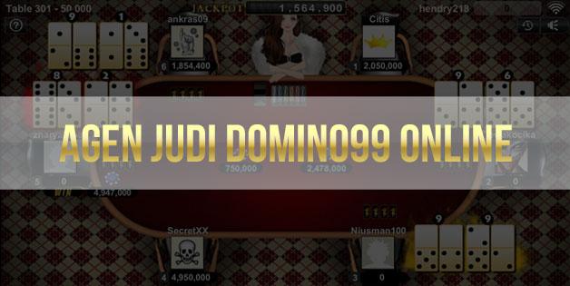 Agen Judi Domino99 Online